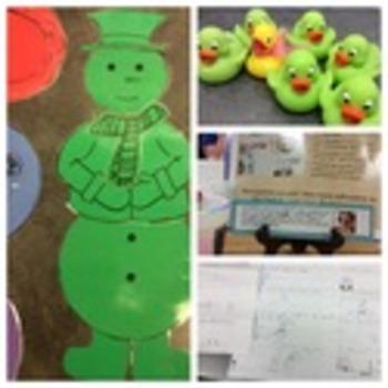 Child Development unit 5 day 5 lesson plan Preschool Emoti