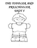 Child Development unit 5 course workbook & key Toddlers through Preschool
