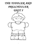 Child Development unit 5 course workbook & key Toddlers through Preschool