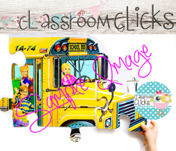 Child Doing Bus Puzzle Image_293:Hi Res Images for Blogger