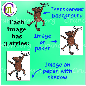 Child Drawings 1 Clip Art