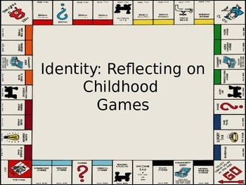 Childhood Games and Personification: Exploring Identity