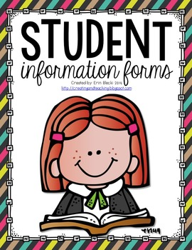 Child Information Forms