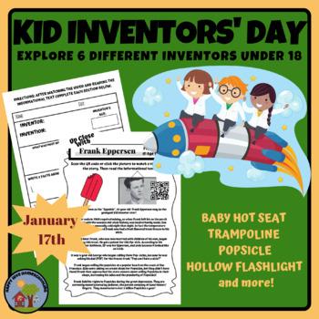 Child / Kid Inventors