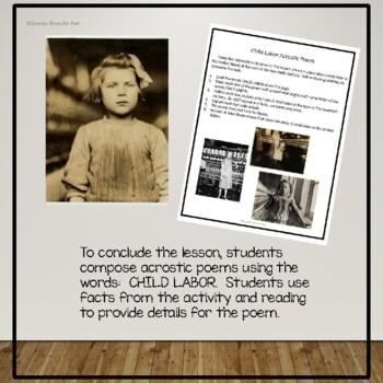 Child Labor - How did work effect children during the Industrial Revolution?