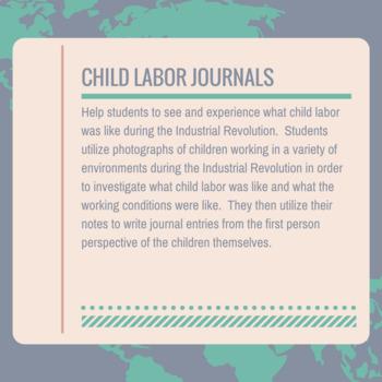 Child Labor Journals