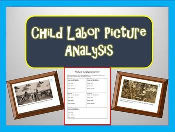 Child Labor Picture Analysis Center