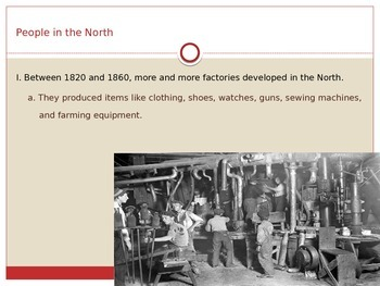 Child Labor and Factories in the North