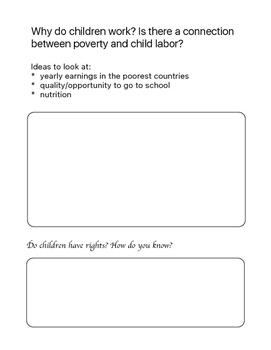 Child Labour Inquiry Project