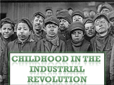 Child Labour during the Industrial Revolution