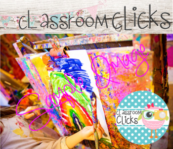Child Painting a Rainbow Image_306:Hi Res Images for Bloggers & Teacherpreneurs