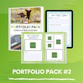 Child Portfolio & Assessment Templates for Childcare, Pre-
