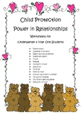 Child Protection / Power in Relationships Health Booklet K