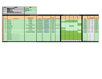 Child Roster with Grades (Basic Version)