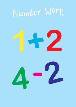 Child friendly Visual timetable for Nursery, Reception & P1 to P3 classrooms