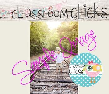 Child on Railroad Tracks Image_239:Hi Res Images for Blogg