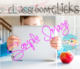 Child on Tablet w/ Apple Image_326:Hi Res Images for Blogg