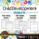 Childbirth - Interactive Note-taking Activities