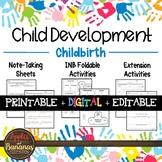 Childbirth - Interactive Note-taking Activities