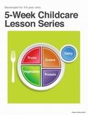 MyPlate 5-Week Lesson Series