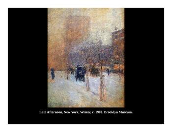 Childe Hassam - Impressionism PowerPoint