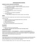 Childhood Apraxia of Speech (CAS) Cheat Sheet & Data Sheets