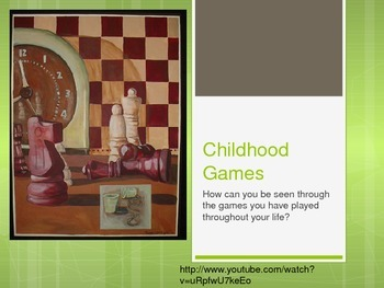 Childhood Game Project