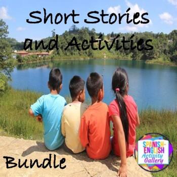Childhood Stories & Comprehension Activities