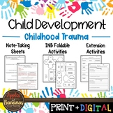 Childhood Trauma - Interactive Notebook Activities