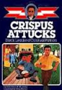 Childhood of Famous Americans: Crispus Attucks