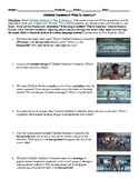 "Childish Gambino's ""This Is America"" (2018) Music Video Analysis Worksheet"