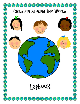 Children Around The World Lapbook