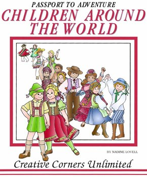 Children Around The World by Nadine Lovell