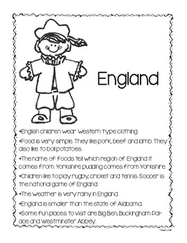 Children Around the World Book