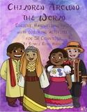 Children Around the World-Cursive