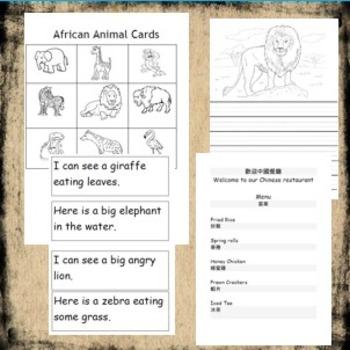 Children Around the World- Ideas and Resources