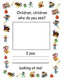 Children, Children Who Do You See?