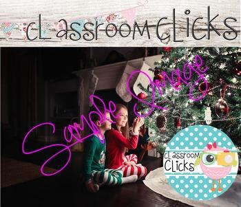 Children & Christmas Tree Image_242:Hi Res Images for Bloggers & Teacherpreneurs