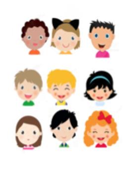 Children Class ClipArt