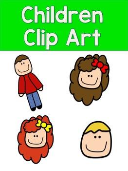 Children Clip Art