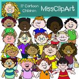 Children Clipart {MissClipArt}
