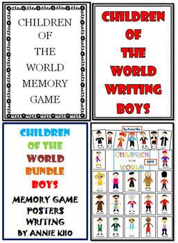 Children Of The World Bundle