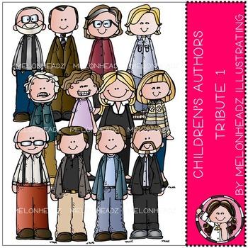 Melonheadz: Children - Youth Authors tribute clip art Part 1