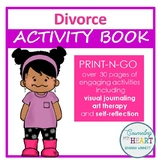 When Parents Divorce Activity Book (Print-N-Go)