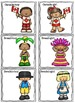 Children around the World File Folders and Coloring Book