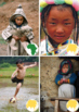Montessori Children around the world Cards