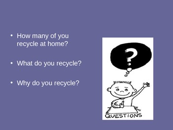 Children can Recycle