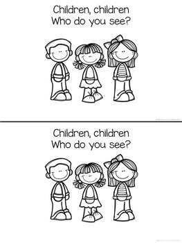 Children, children  Who Do You See?