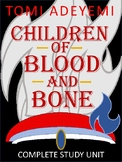 Children of Blood and Bone by Tomi Adeyemi COMPLETE & EDIT