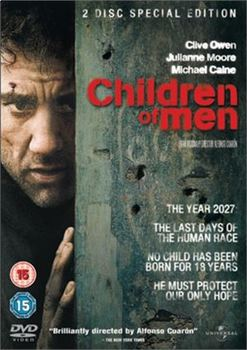 Children of Men (2006) - Plot Summary as Cloze Text(s)
